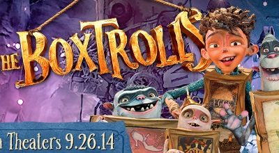 From Here Be Monsters to The Boxtrolls Movie #TheBoxtrolls