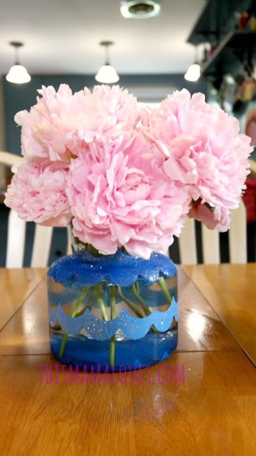 diy-painted-vase