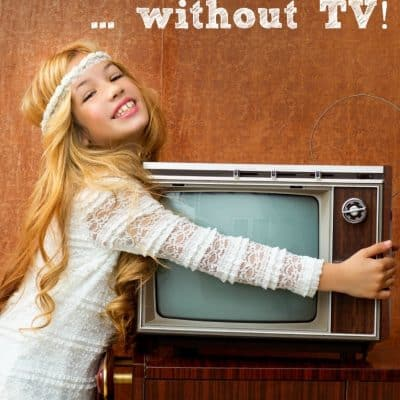 Fun Things to Do Without TV