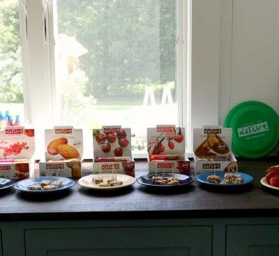 Healthy on the go snack idea  #RealTastesGood