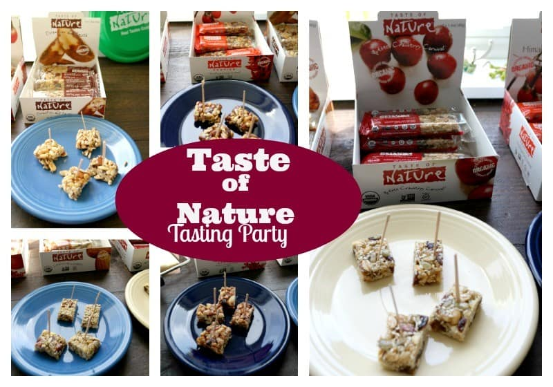 taste-of-nature-tasting-party