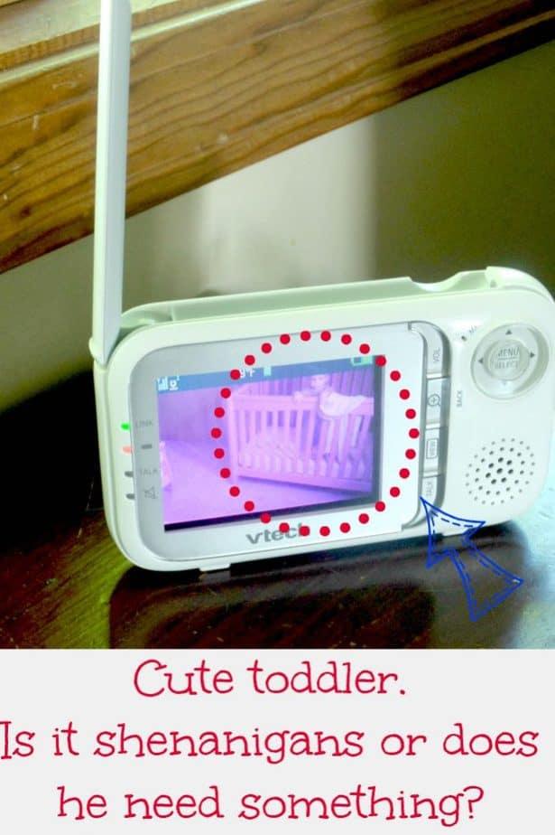 vtech monitor baby