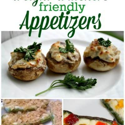20 Weight Watchers Appetizers