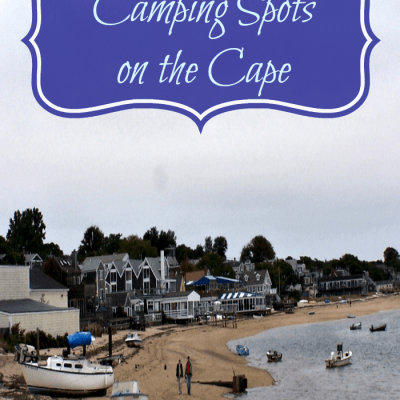 Where to Camp in Massachusetts