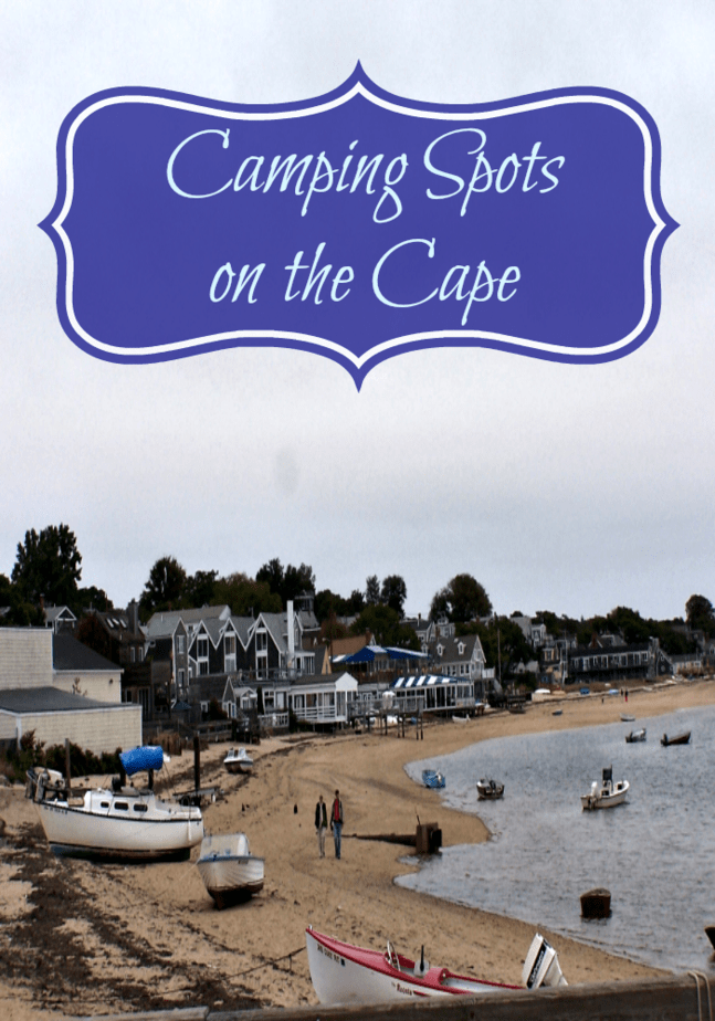 Camping Spots on the Cape