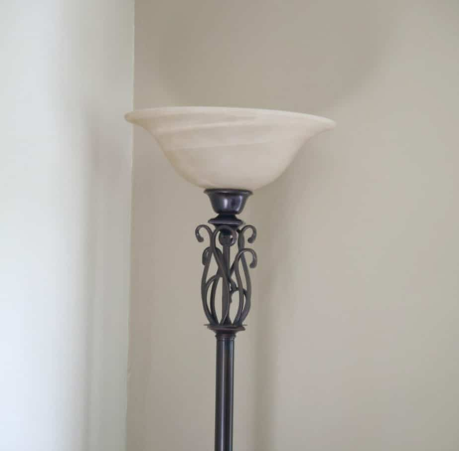 metal-scroll-floor-lamp