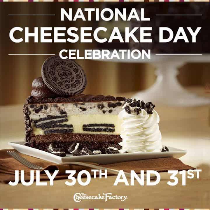 Cheesecake Factory S Saycheesecakecontest