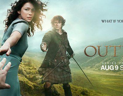 Outlander Series comes to Starz #Outlander