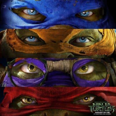 Teenage Mutant Ninja Turtle Movie #TMNTMovie