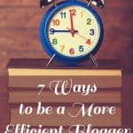ways-to-become-efficient-blogger