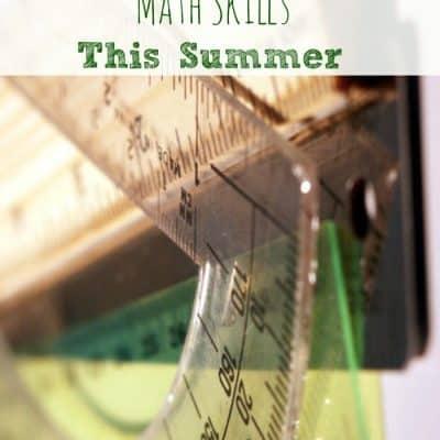 7 Ways to Practice Math Skills This Summer