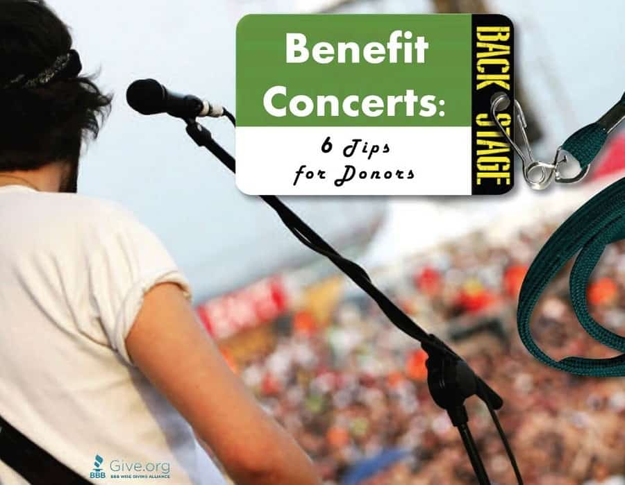 9-tips-donors-benefit-concerts
