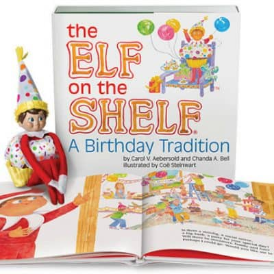 #ElfBirthday Twitter Party August 27 8-9pm ET