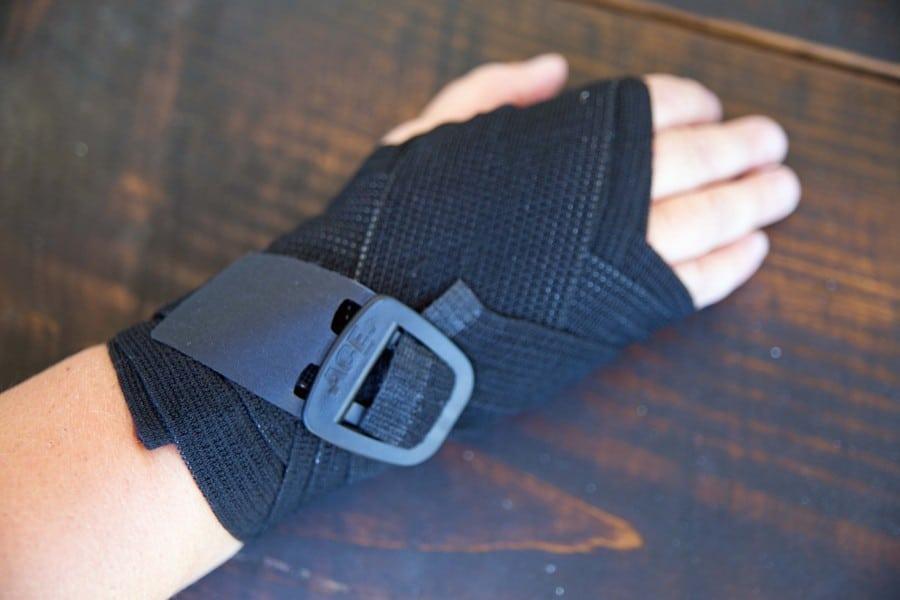 ace brand bandage wrist wrap