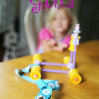 GoldieBlox Building Toys for Girls #lookatgoldie #giveaway