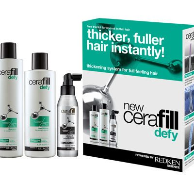 Thinning Hair Products #Cerafill