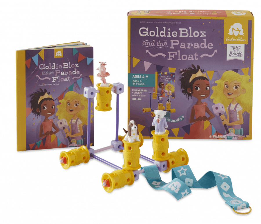 goldieblox-parade-float