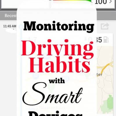 Monitoring driving habits #StraightTalkTesters #giveaway