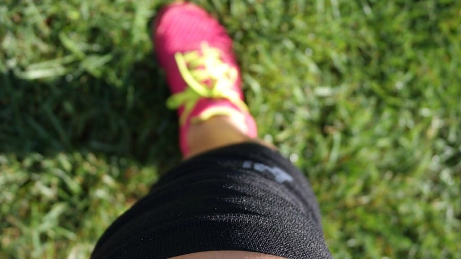 supporting old injuries knee