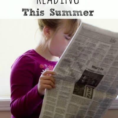 7 Ways to Keep Your Child Reading This Summer