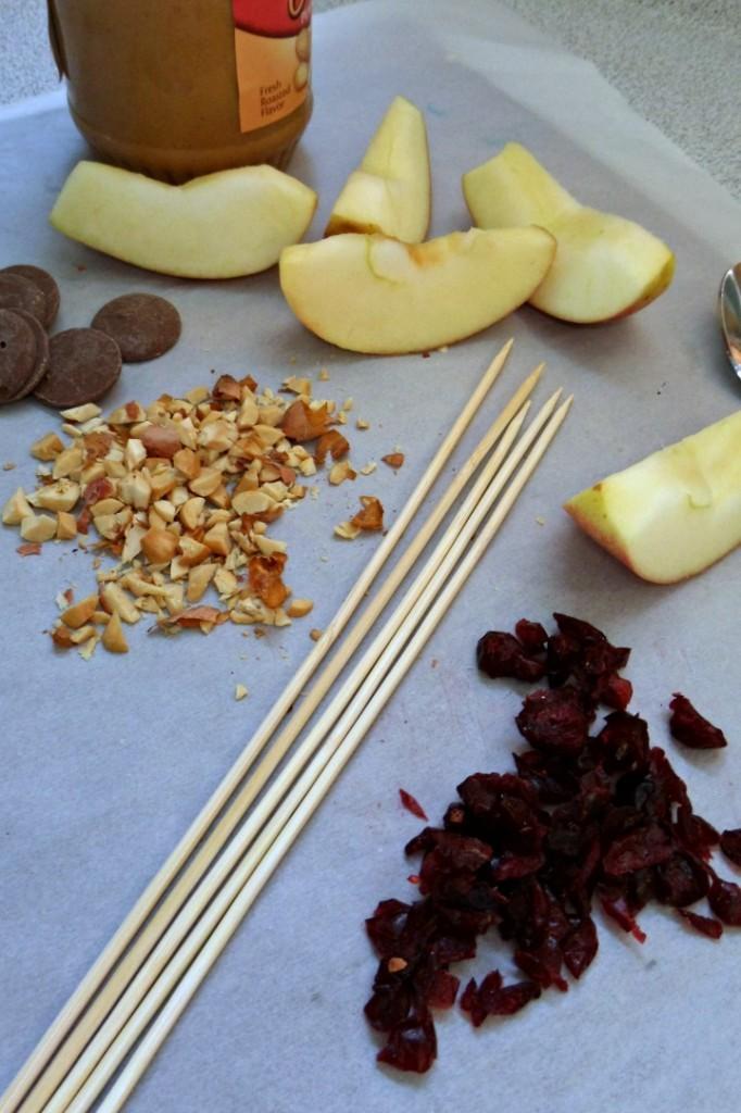 apple snack ingredients