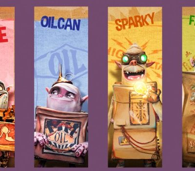 Troll of Your Tongue #TheBoxtrolls + Twitter Party 9/26