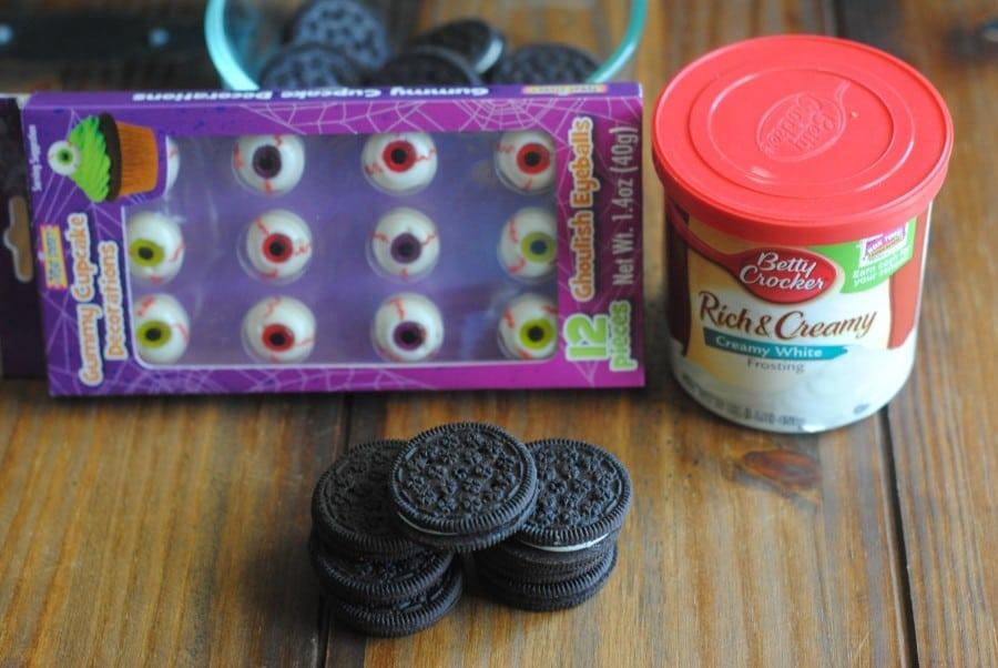 eyeball cookie ingredients