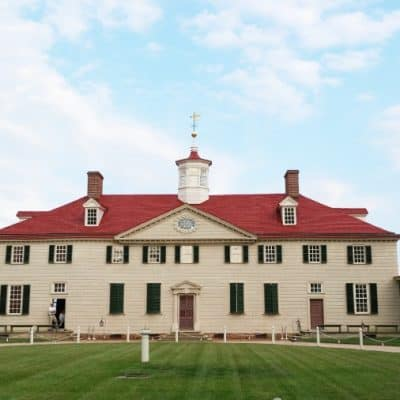 Visiting Mount Vernon- Changes and Chocolate