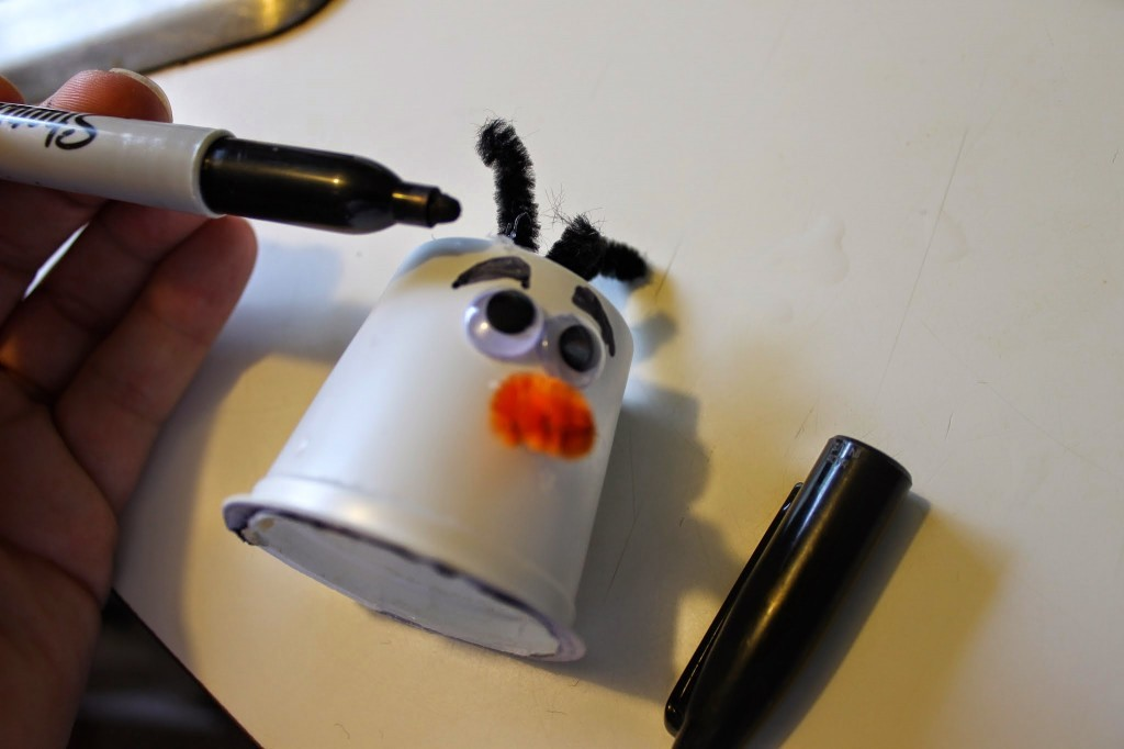 olaf features