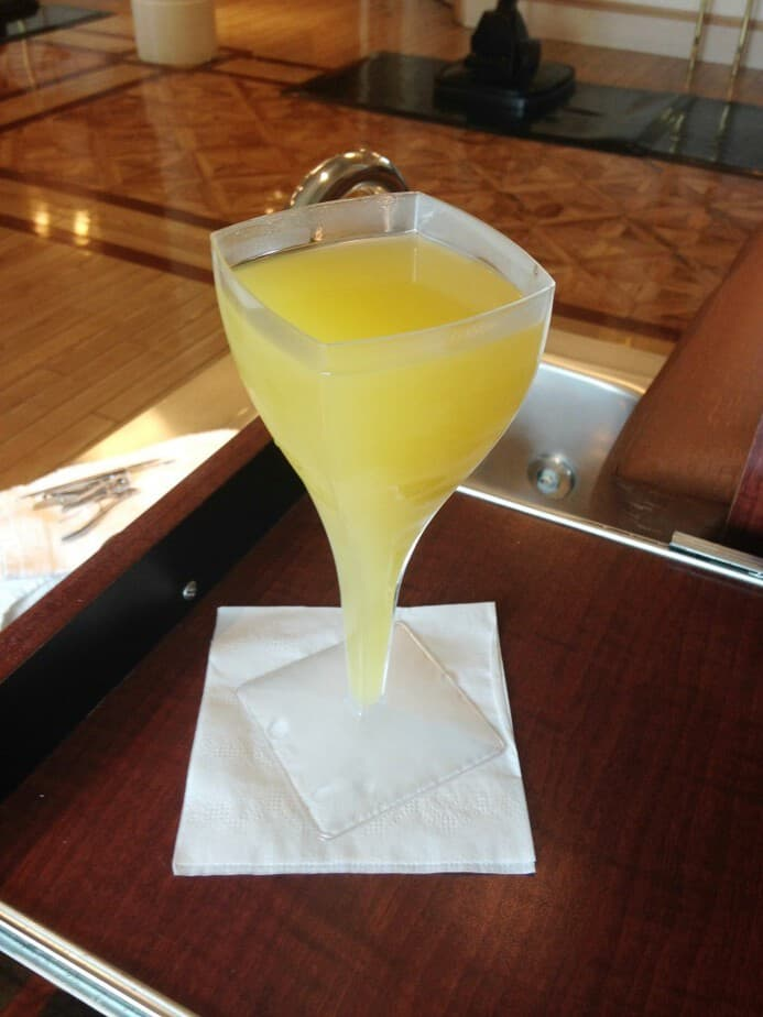 pedi colada malibu cocktail