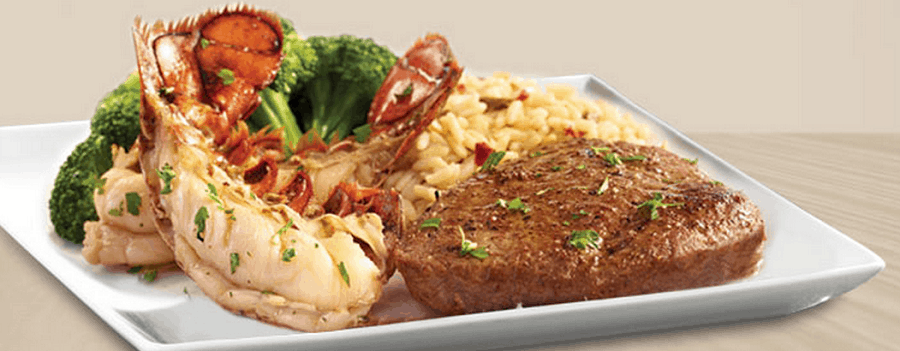 Ruby Tuesday Pee Sirloin Lobster Tail