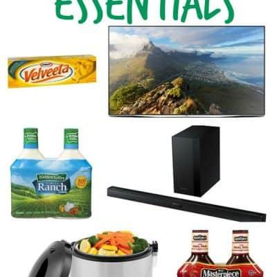 Tailgating Essentials #SamsClubTailgating