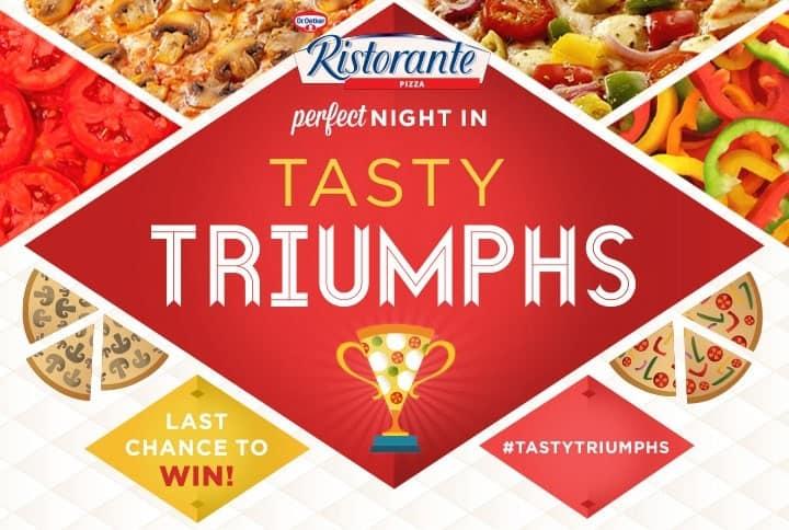 tasty triumphs