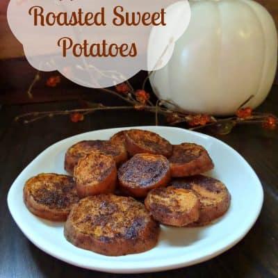 Apple Cider Roasted Sweet Potato Recipe