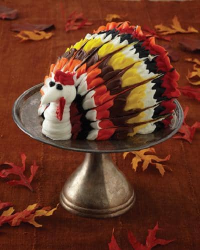 Cake Boss Turkey Cake