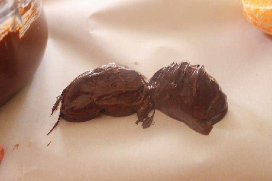 chocolate covered cutie bat harden
