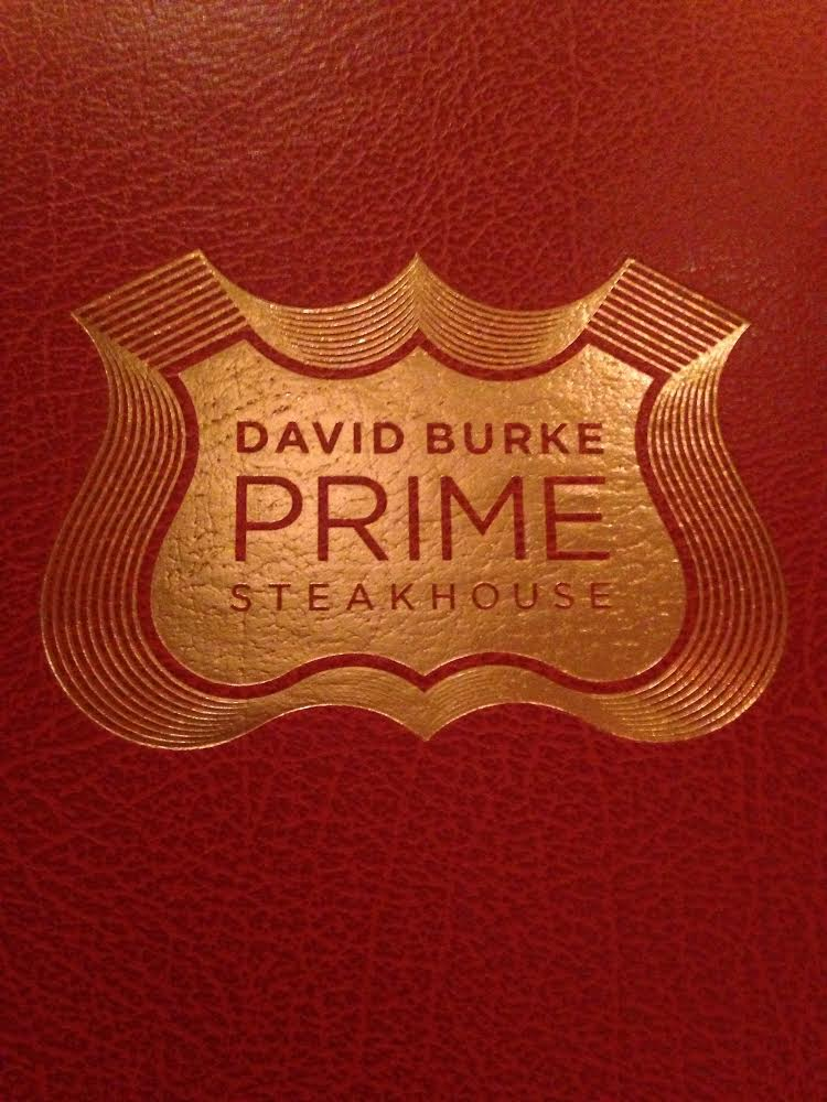 david burke menu logo