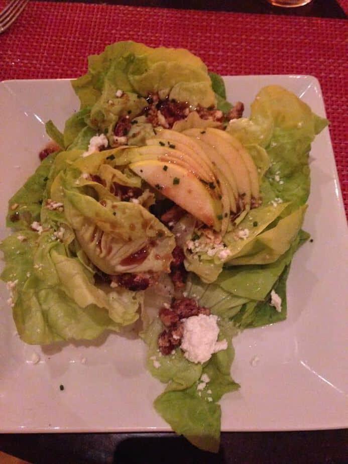 david burke salad