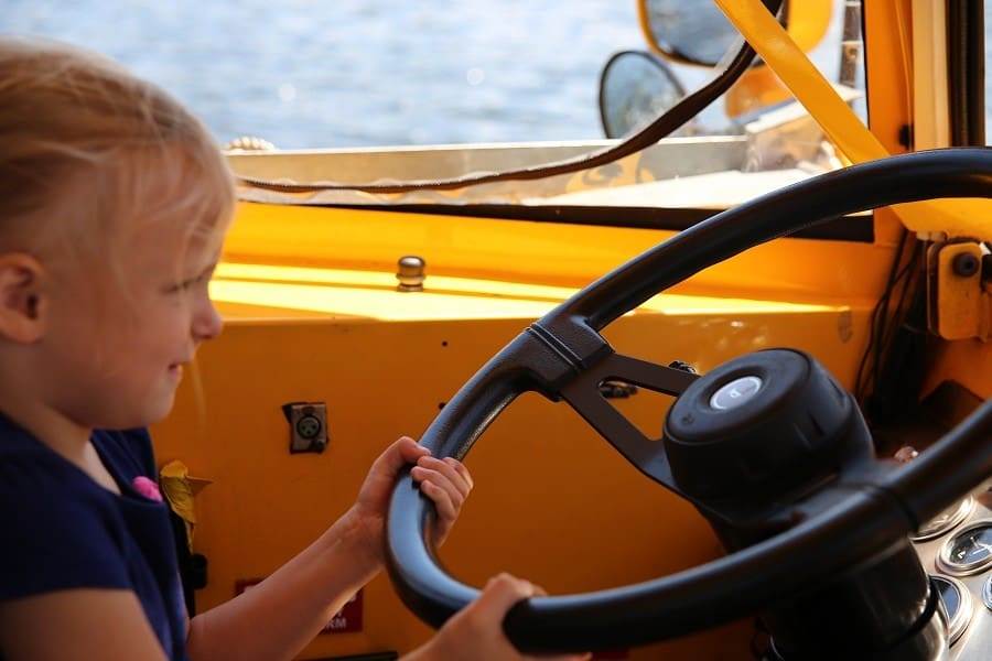driving duck boat fridgeworthy