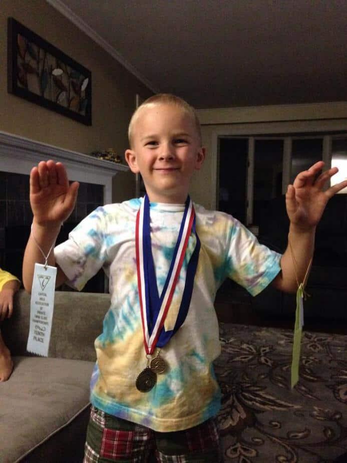 fridgeworthy swim awards