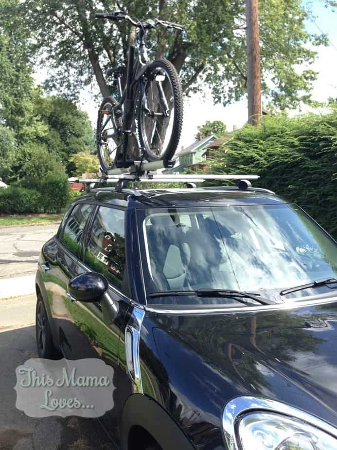 Thule Roof Rack This Mama Loves
