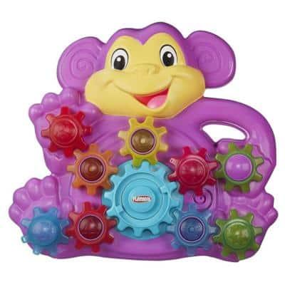 Stack N Spin Monkey