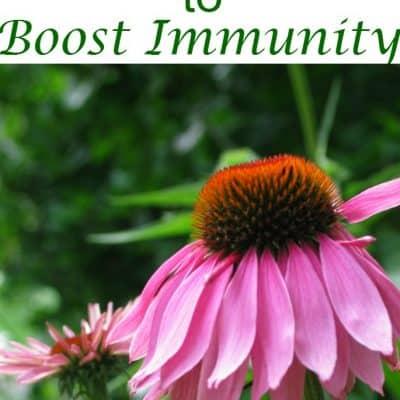 Vitamins to boost immunity