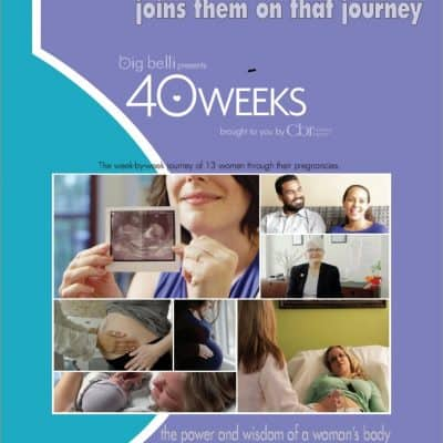 40 Weeks movie follows 15 moms through pregnancy