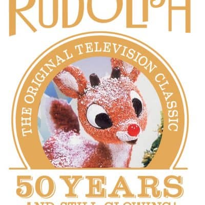Rudolph turns 50 #Rudolph50 #ShineBright #giveaway