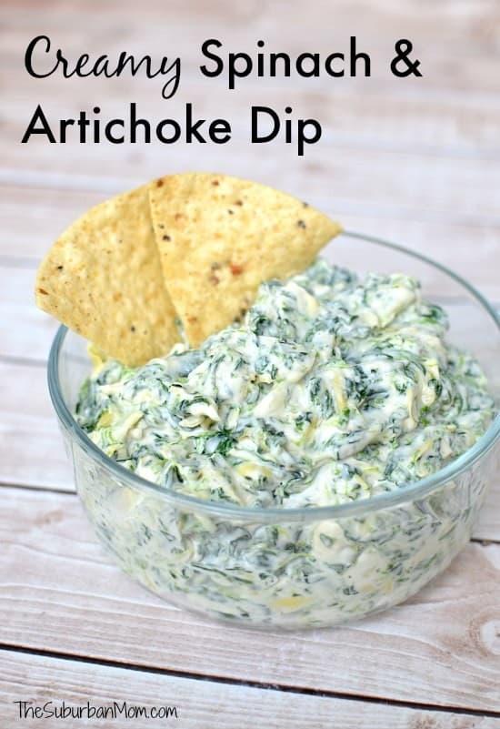 Creamy-Spinach-Artichoke-Dip