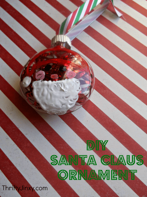 DIY-Santa-Claus-Ornament-Craft