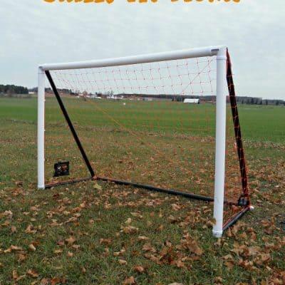 Practicing Soccer Skills At Home