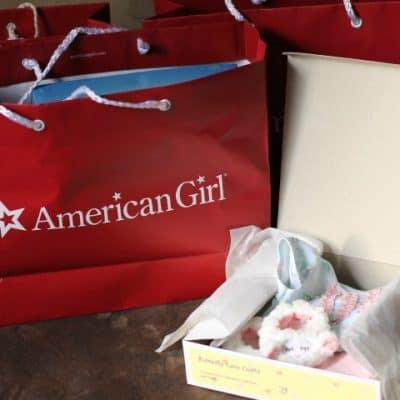 American Girl Orlando, Fl. Opening