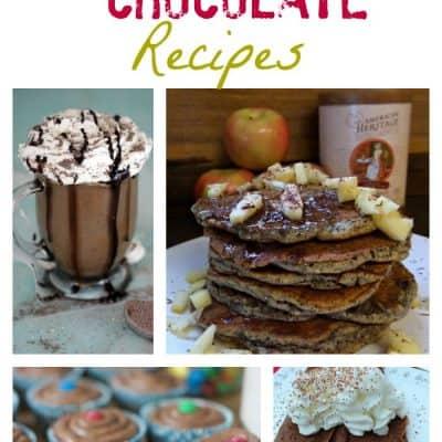 American Heritage Chocolate Recipes #ChocolateHistory